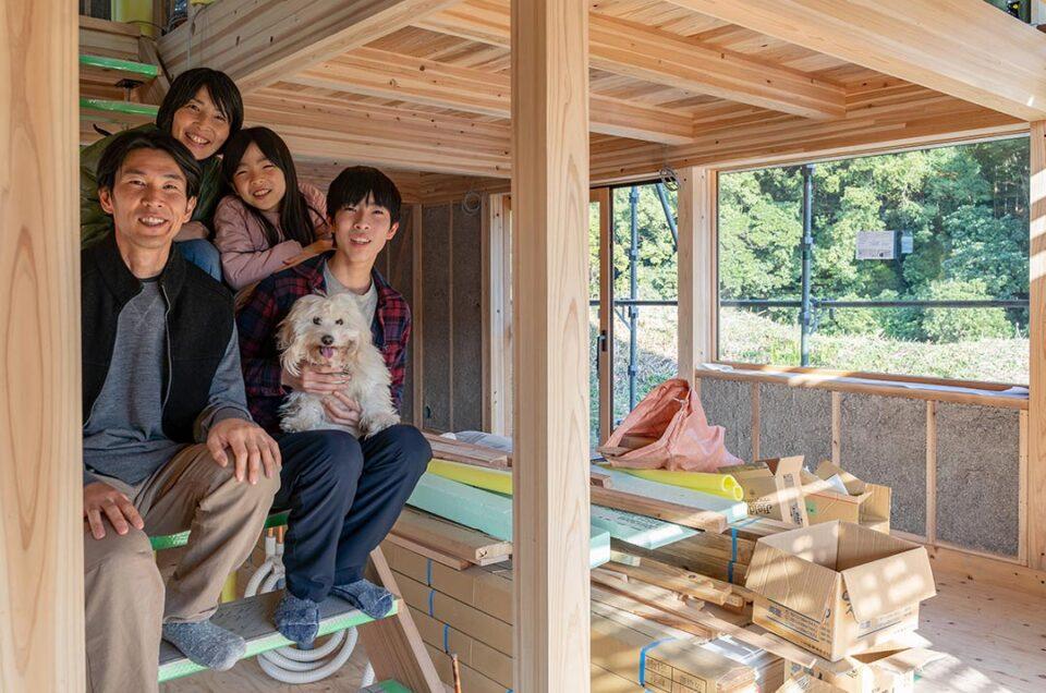 DWELL LABにて「窪見家の家づくり」ブログ公開中